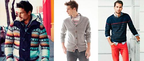 Jerseys los abrigos de Moda