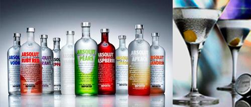 Vodka marcas premiadas
