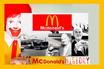 Historia de Mcdonalds