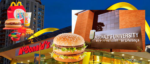 Políticas de calidad y servicio Mcdonalds