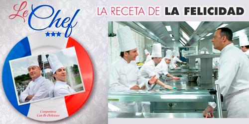 Le chef 2012 críticas