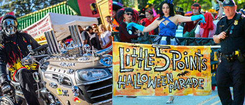 Little 5 Points Halloween Festival and Parade