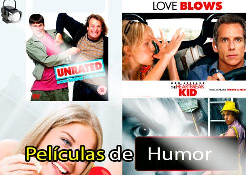 Películas de Humor