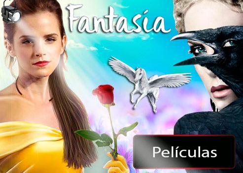 Películas sobre fantasía