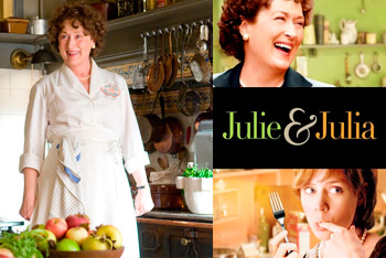 Movie  Julie and Julia 2009