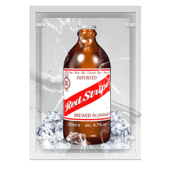 Red Stripe Beer (Jamaica)