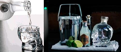 Forma de servir el Vodka