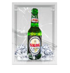 Skol beer (Inglesa)