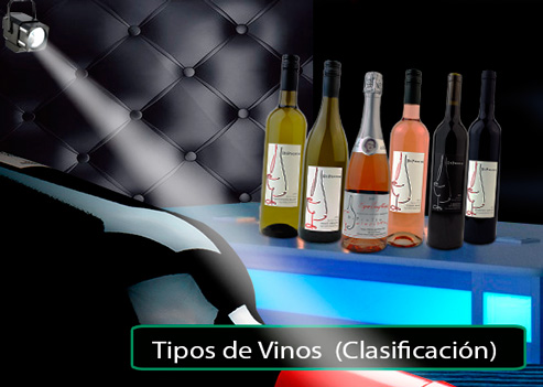 Clasificación del vino