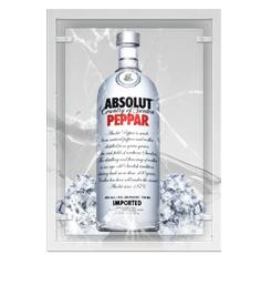 Vodka Absolut Peppar