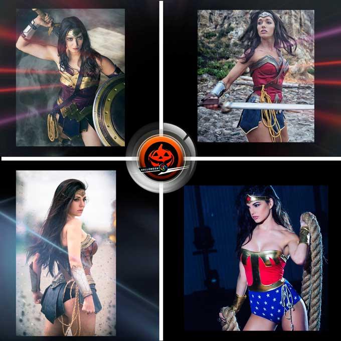 Tendencia Wonder Woman
