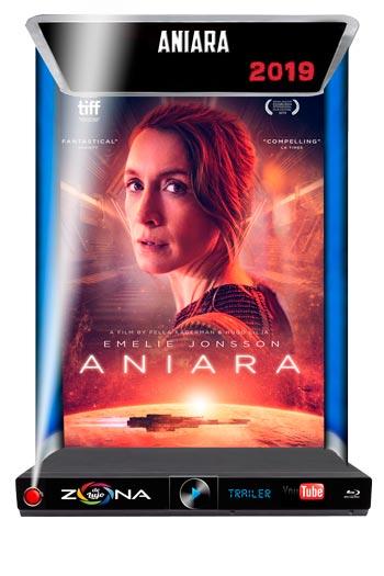 Película Aniara 2019