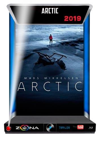 Película Arctic 2019
