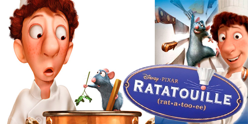 Ratatouille 2016 reconocimientos