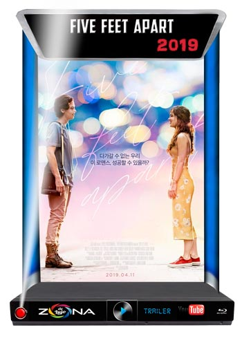 Película Five Feet Apart 2019