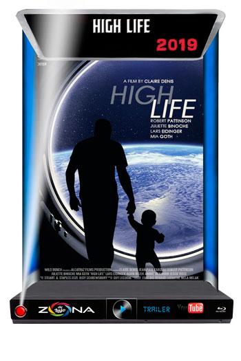 Película High Life 2019