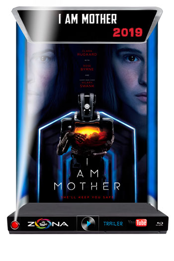 Película I am mother 2019