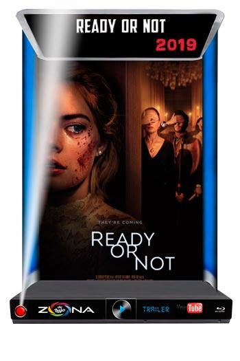 Película Ready or Not 2019