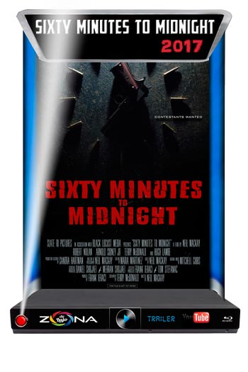 Película Sixty Minutes to Midnight 2017