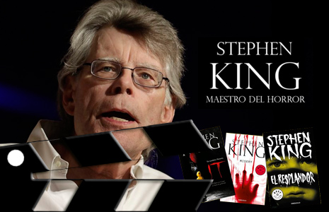 Maestro del Terror Stephen King