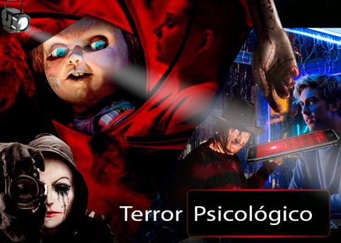 lo mejor en terror psicológico