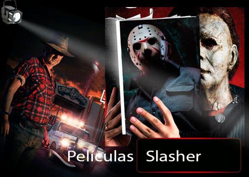 Películas de Slasher