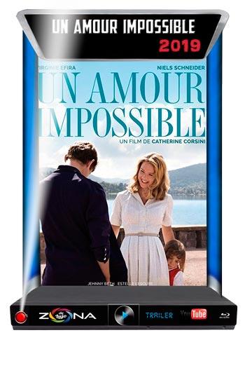 Película Un amour impossible 2019