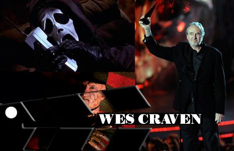 Maestro del Terror slasher Wes Craven