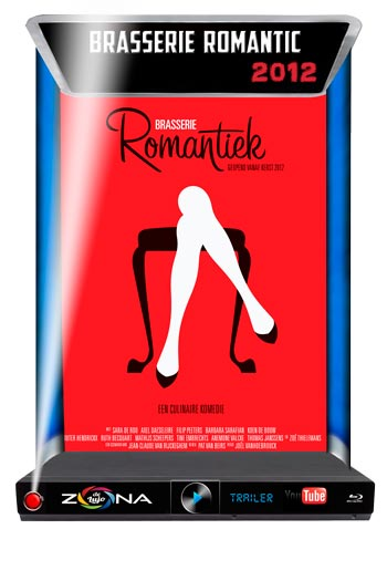 Película Brasserie Romantic 2012