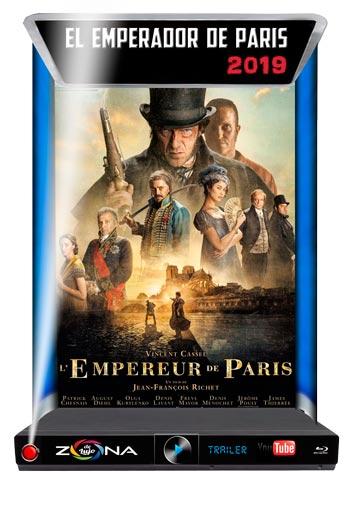 Película El emperador de París 2019