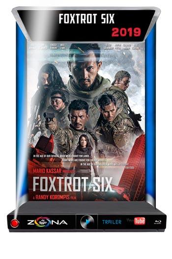 Película Foxtrot six 2019