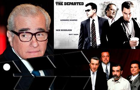 El mejor director del cine de mafia (Martin Scorsese)