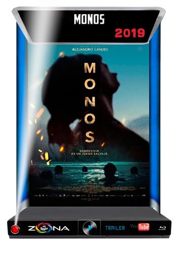 Película Monos 2019