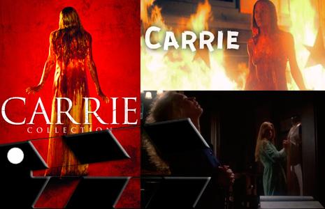 Terrror acoso película Carrie