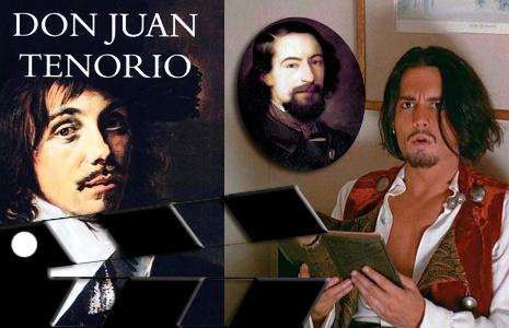 Don Juan Tenorio el gran seductor