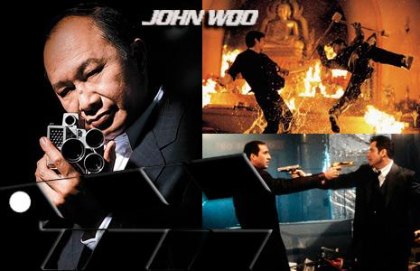 John Woo director de artes marciales cine