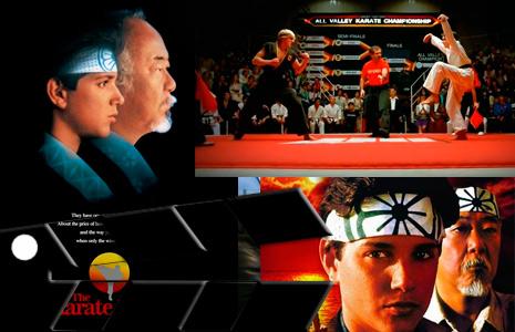 Karate Kid un clásico para las películas de pelea