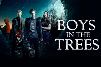 Boys in the trees 2016