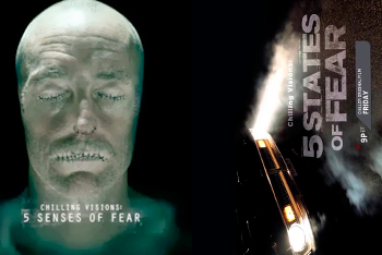 Movie Chilling Visions: 5 Senses of Fear 2013