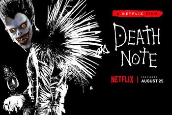 Movie Death Note 2017