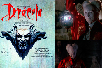 Movie Bram Stoker's Dracula 1992