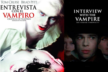 Movie Interview with the Vampire 1994
