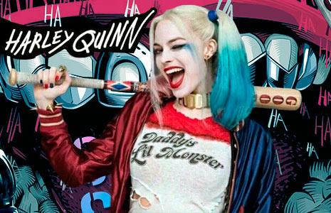Harley Quinn creación
