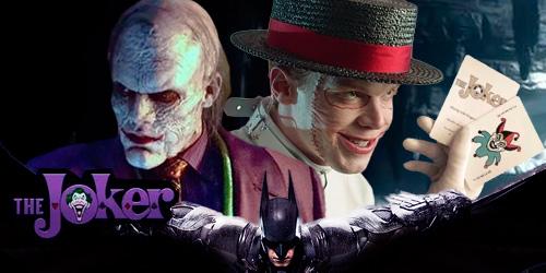 el Joker en la serie Gotham 2014