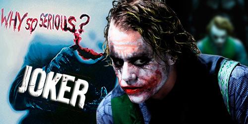 Joker de Heath Ledger