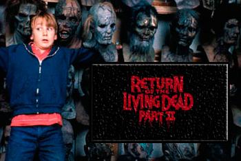 Movie Return of the living dead 2 1988