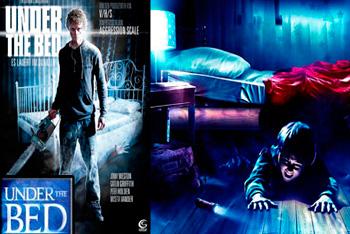 Movie Under the bed 2013
