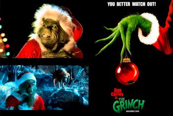 Movie The Grinch 2000