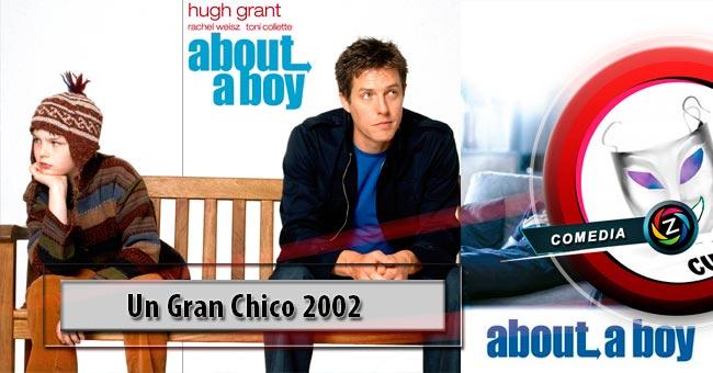 Pelicula Un gran chico 2002