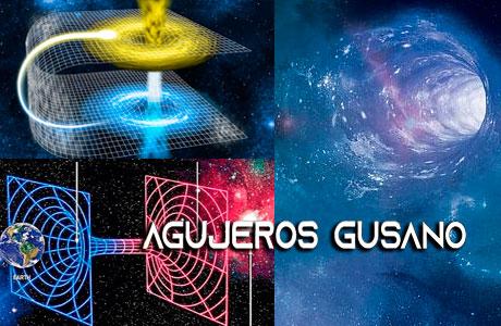 Agujeros de Gusano (viajes hacia el futuro)